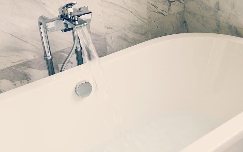 Have a bath