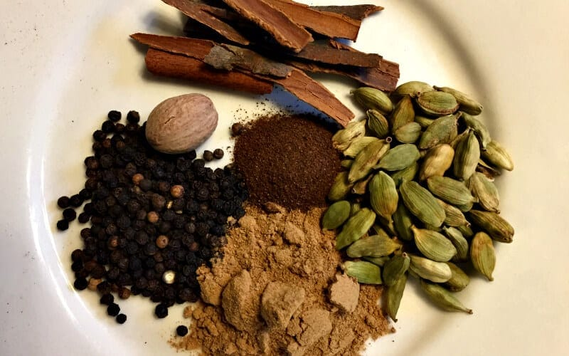 DIY Chai Masala Spice Mix