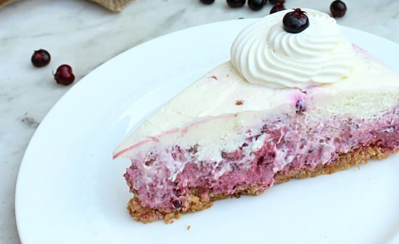 Saskatoon Berry Cheesecake: Classic Summer Dessert Recipes
