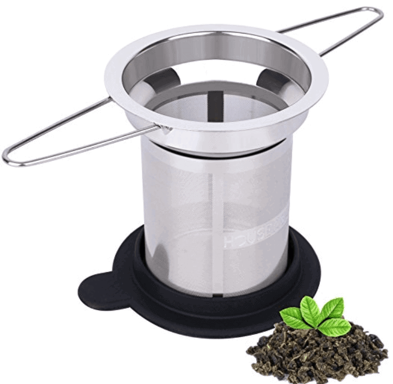 Everyday Tea Strainer - Unique Gifts for Tea Lovers