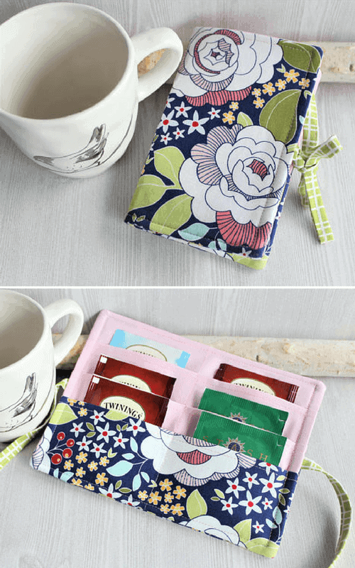 Tea Wallet - Unique Gifts for Tea Lovers