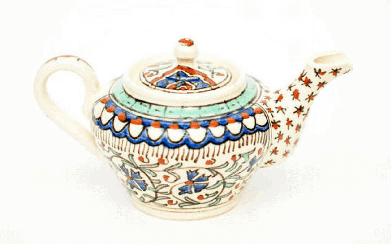 Handmade Teapot - Unique Gifts for Tea Lovers