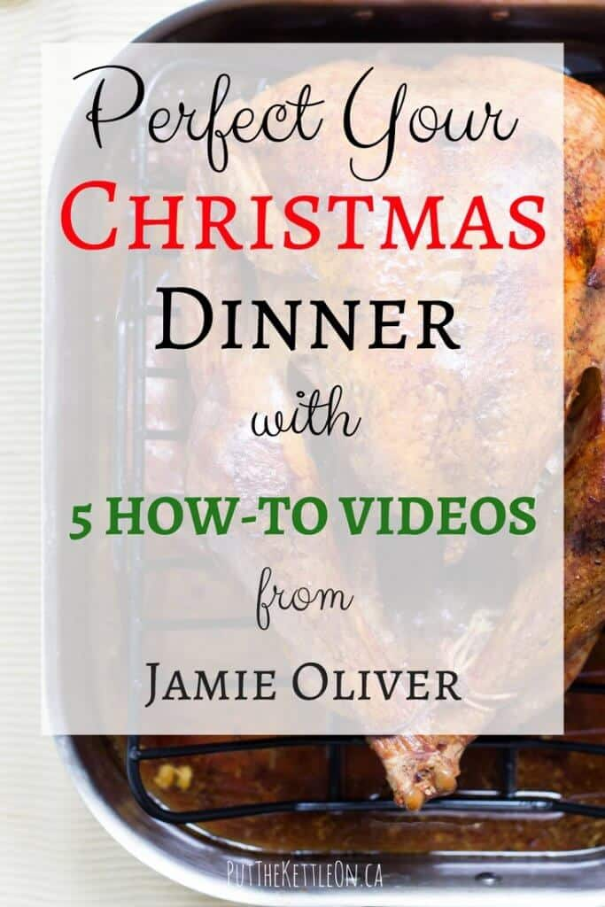 5 Videos to Perfect your Christmas Dinner - Tips, tricks and how-to's for a stress free meal