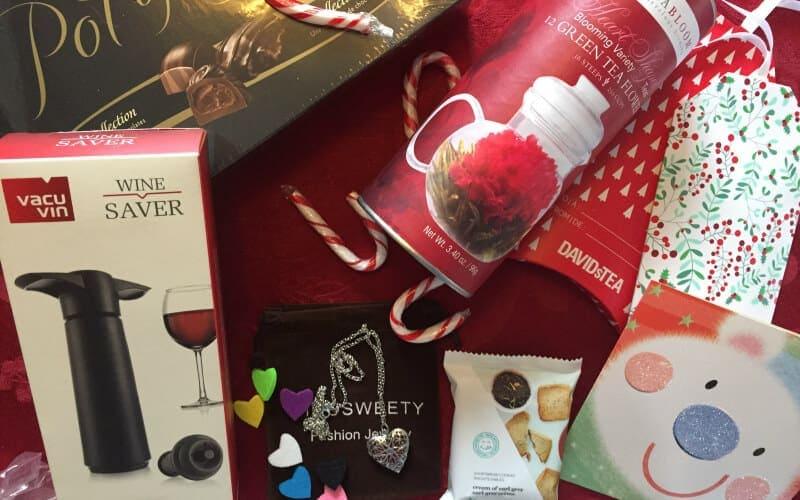 2017 Blogger Secret Santa