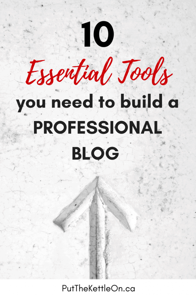 Must Have Resources for a Professional Blog