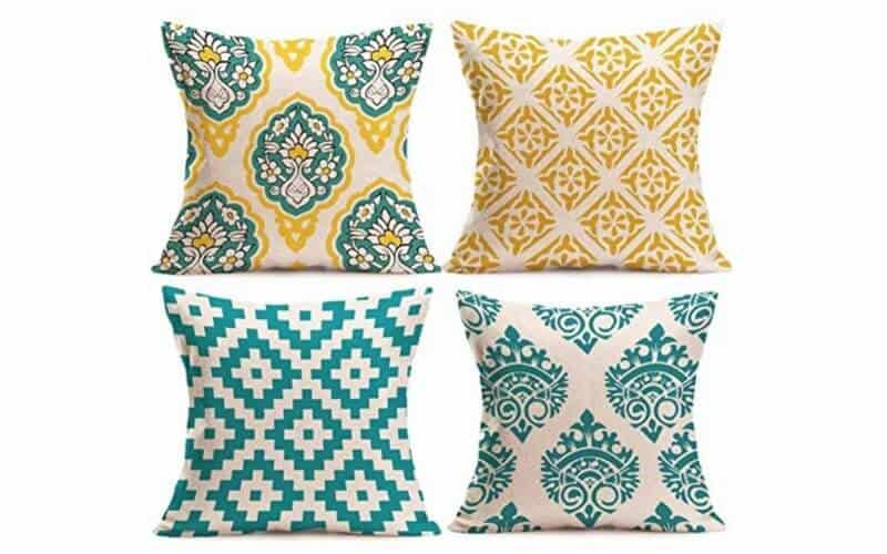 Spring cushions