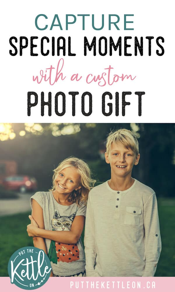 Capture Special Moments with a Custom Photo Gift