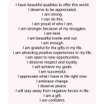 25 Self Love Affirmations - download now at putthekettleon.ca