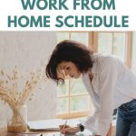 7 tips to improve your work from home schedule