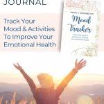 Today I choose joy mood tracker journal.